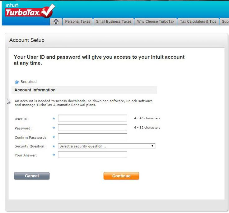 TurboTax Login-Access the TurboTax Login and secure sign in area here...
