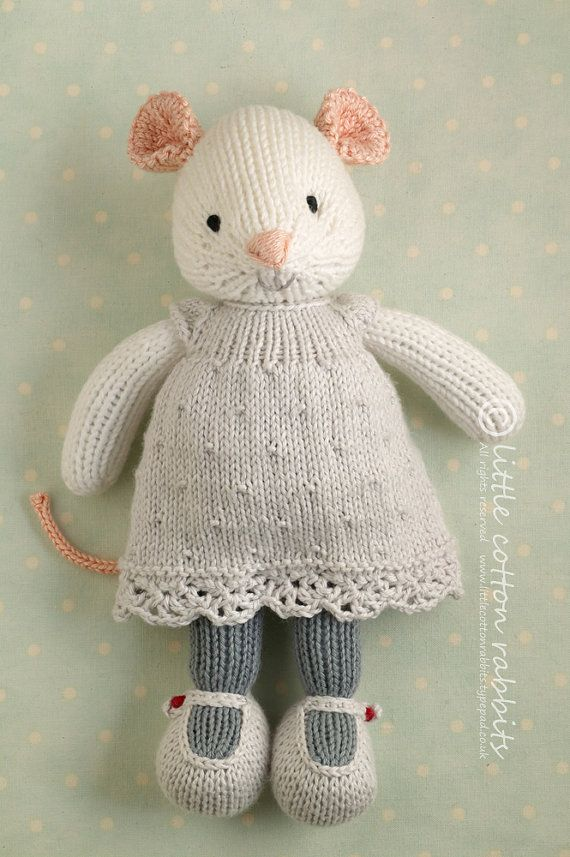Maemi by LCRknitted on Etsy