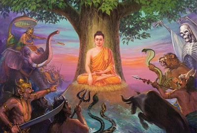 buddha under the bodhi tree - Google Search