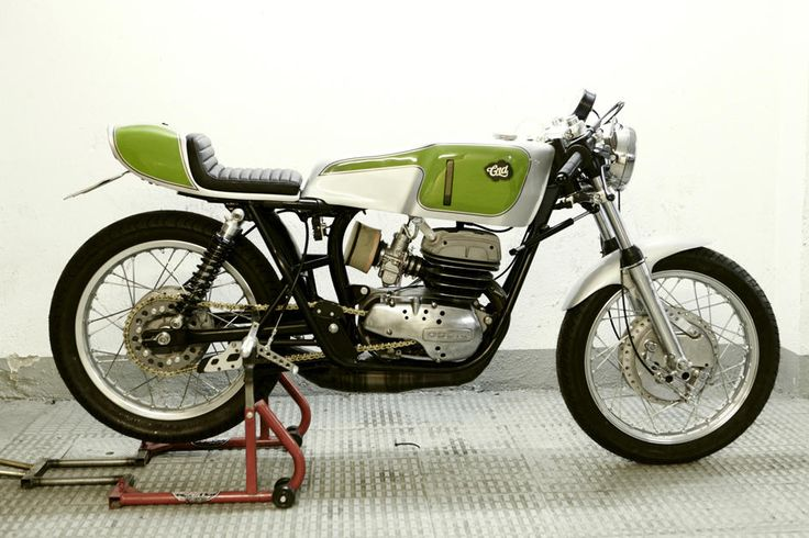 Ossa Copa 250 1979 By CRD    ♠ http://milchapitas-kustombikes.blogspot.com/ ♠