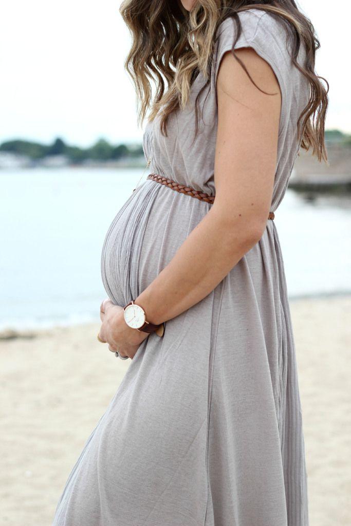 Free People Always Dreamin Dress, MIA Glitterati, Bohemian Maternity Style