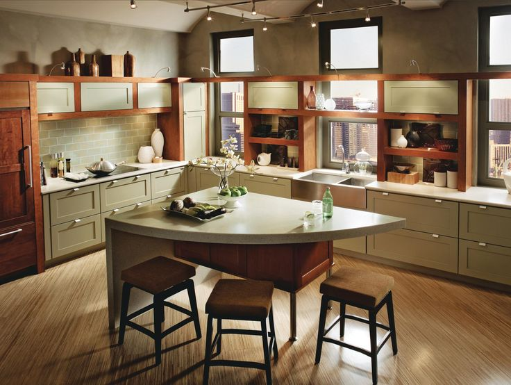 Kitchen Island Kraftmaid 24 best kraftmaid cabinetry images on pinterest | dream kitchens