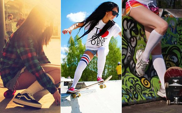 #skateboard  #fashion