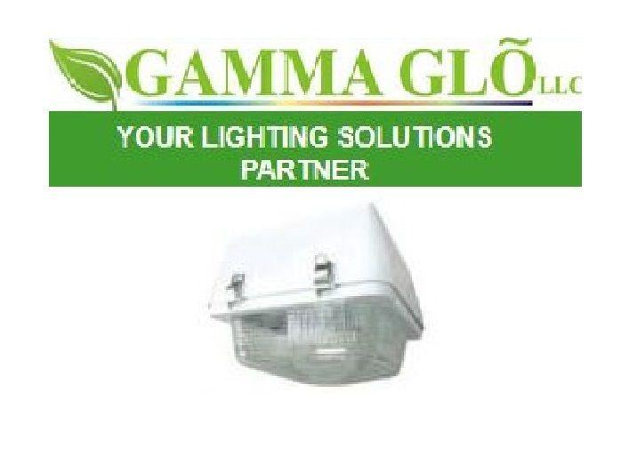 "HiLum 100 100 Watt Re 400 120 / 277 VAC IP65 11,400 Lumin 5500 K 18"" Square   http://gammaglo.com/    CALL FOR PRICING  1-888-426 - 6254"