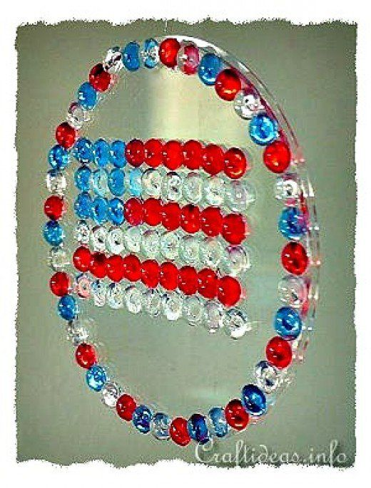 47 Patriotic Craft Ideas 4th Of July And Memorial Day