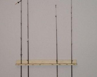 6 Polo caña Rack de montaje en pared