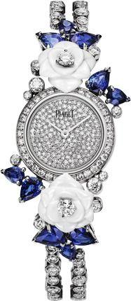 White gold Diamond Watch - Piaget Luxury Watch G0A37184