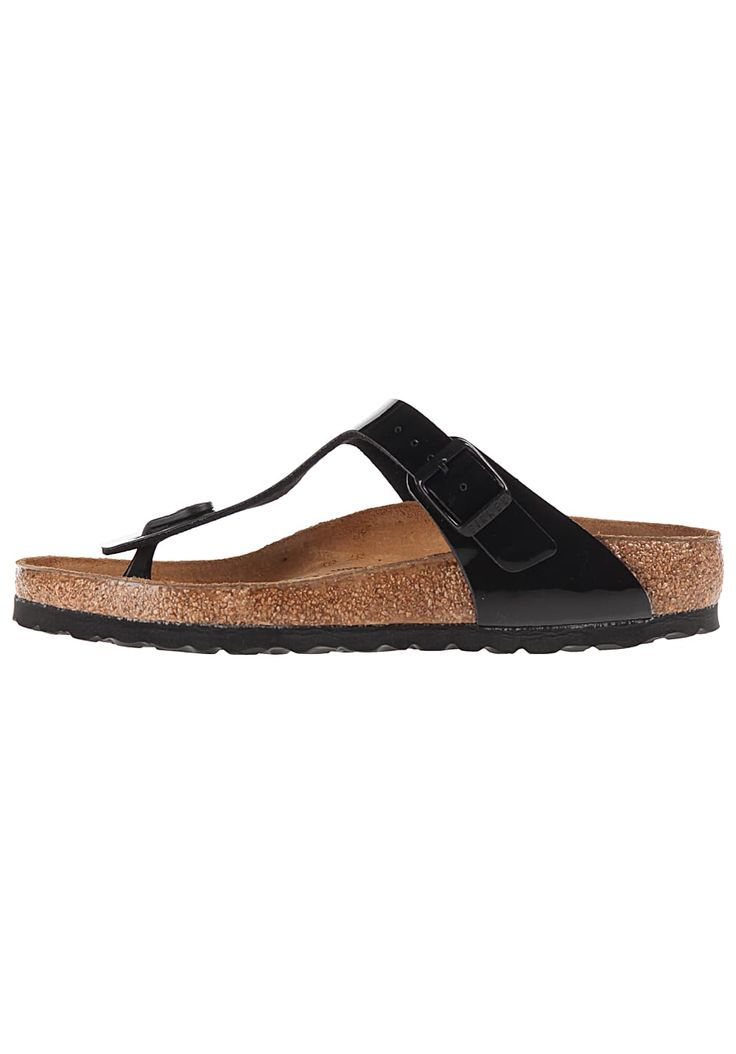 67df0c26958c1c Birkenstock Gizeh BF - Sandals for Women - Black Order now at  mode ...