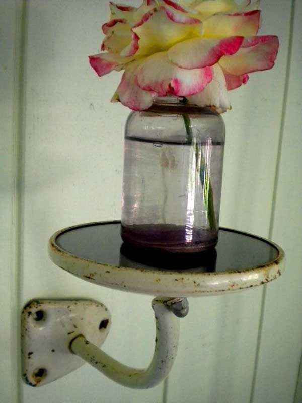When it comes to re-purposing old stuff, there endless ideas to reinvent an item and give it a new purpose. Call it up-cycling or recycling, it's all the same