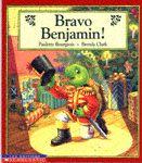 31997000838466 Bravo Benjamin!  Benjamin se voit confier le rôle principal de la pièce de théâtre jouée par la classe. Le trac s'empare de lui, mais avec de l'aide il arrive à le surmonter. [SDM]