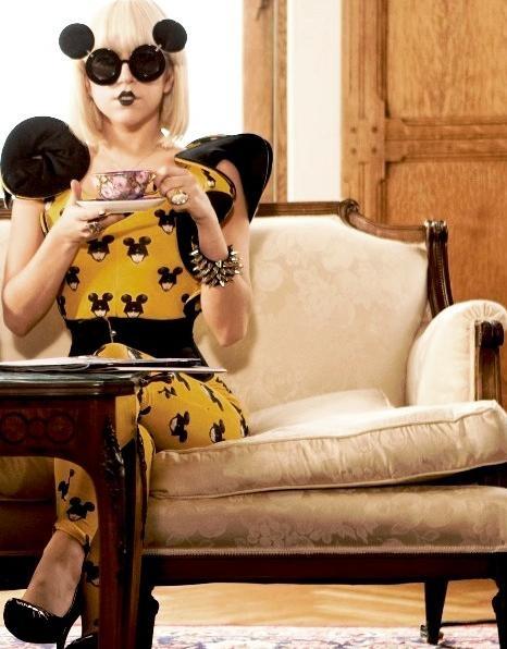 """I just killed my boyfriend."" - Lady Gaga, Paparazzi"