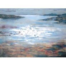 "Morning Vista 41""x 53"" High Gloss Canvas (Less 5'' each size Unframed) From £249"