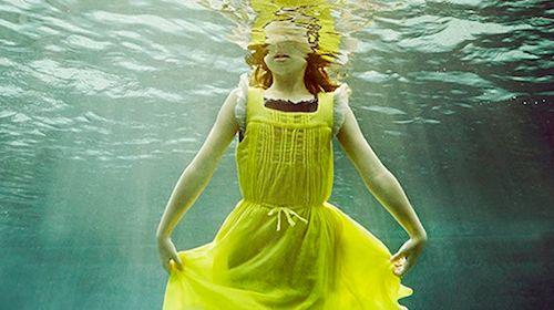 Foto Bijzondere serie onderwaterfoto's