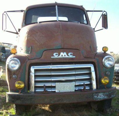 cabover trucks | Desert Classics...