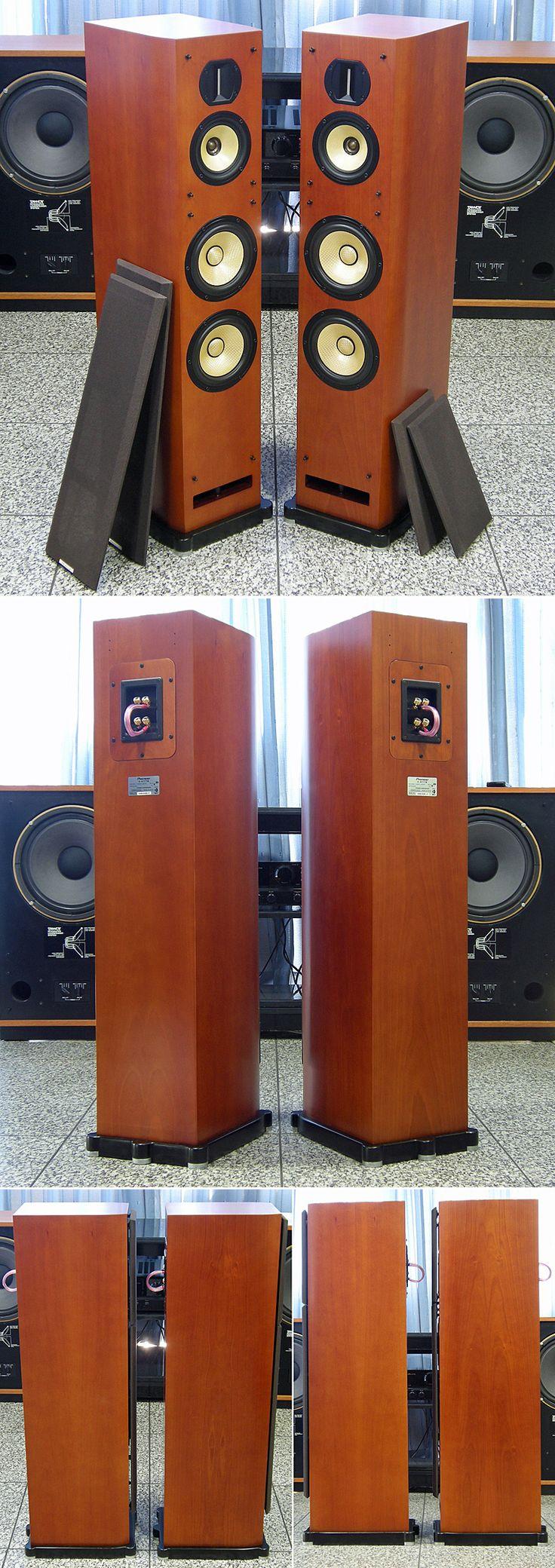 "InJapan.ru — Pioneer ""TAD"" кожа... . ... модель Pioneer S-A77TB... провод tune 1 пара — просмотр лота"