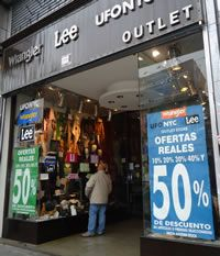 Outlet Wrangler Ufo Lee