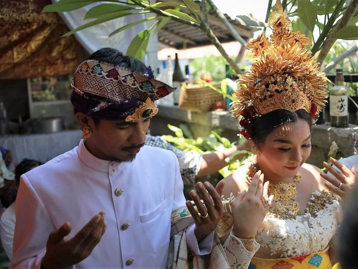 Balinese Wedding Ceremony,  a ceremony of a lifetime!