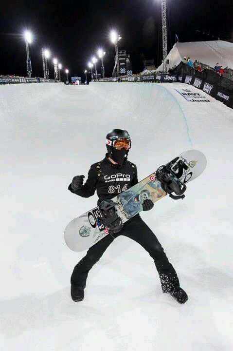 Shaun White X games!!!!!!!!!!