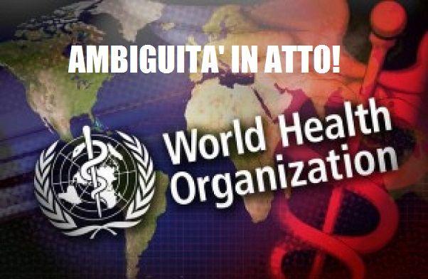 Sessualità: le linee ambigue dell'Organizzazione Mondiale della sanità