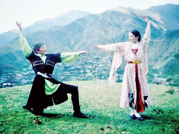 Детские костюмы танцевальные дагестанские