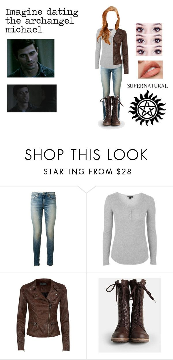 """""""Supernatural Imagine"""" by lexi-pierce123 ❤ liked on Polyvore featuring rag & bone and Topshop"""