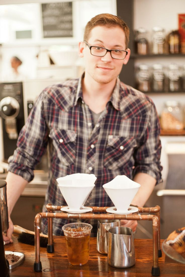 Meet chicagos coolest baristas chicago coffee shops