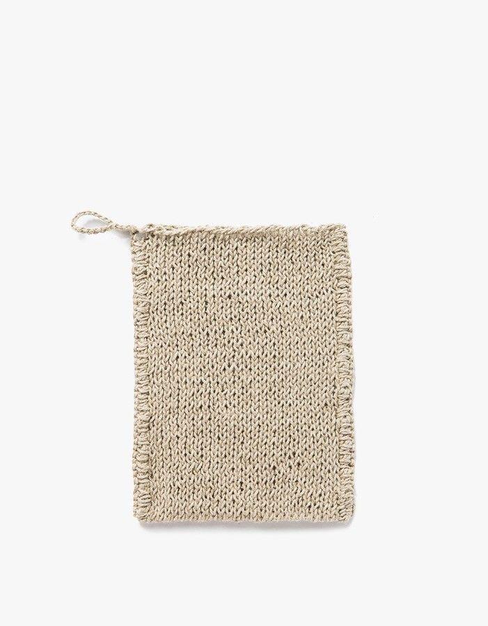 Linen Body Wash Cloth