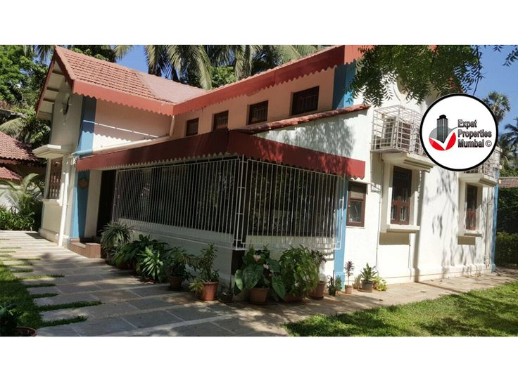 2.5 BHK Bungalow for Rent in Juhu Bungalow, Outdoor