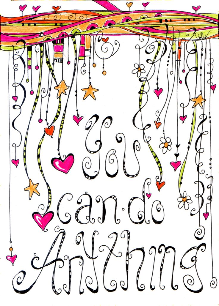 LOVE THIS cool Zenspirations Dangle design-- and I love the sentiment even more than the art!!! This is fun to try ... and I think once framed, added into a gift bag with a little drawing pad and fine point pens, makes a fun gift for a pre-tween!