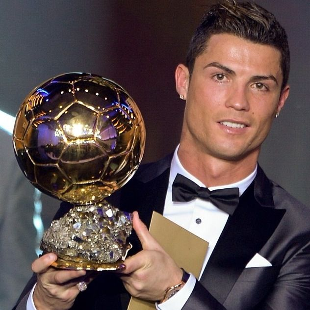 Cristiano Ronaldo Ballon D'or 2013 Do you like the #CristianoRonaldo ?
