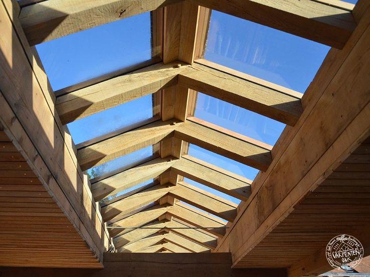 Timber Glass Roof Do You Do Timber Frame Glass Timber As