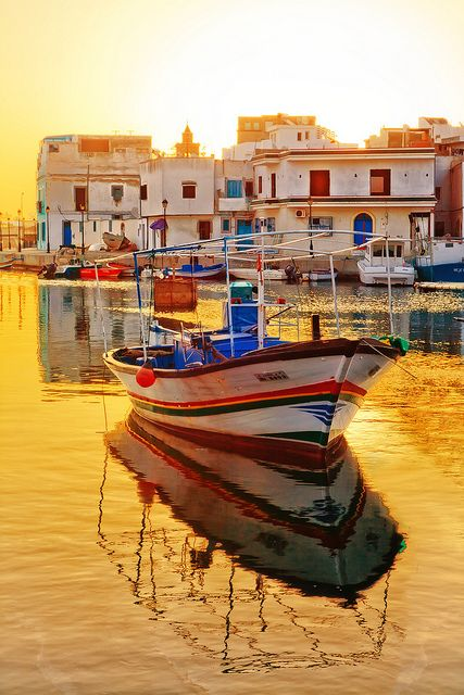 Bizerte . Tunisia