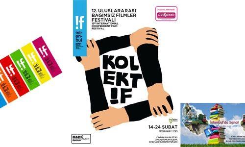 """""""13. !f İstanbul Uluslararası Bağımsız Filmler Festivali"""""""
