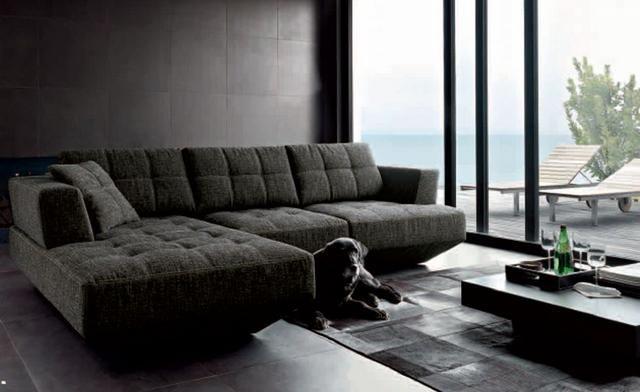 Wright olasz szövetes kanapé