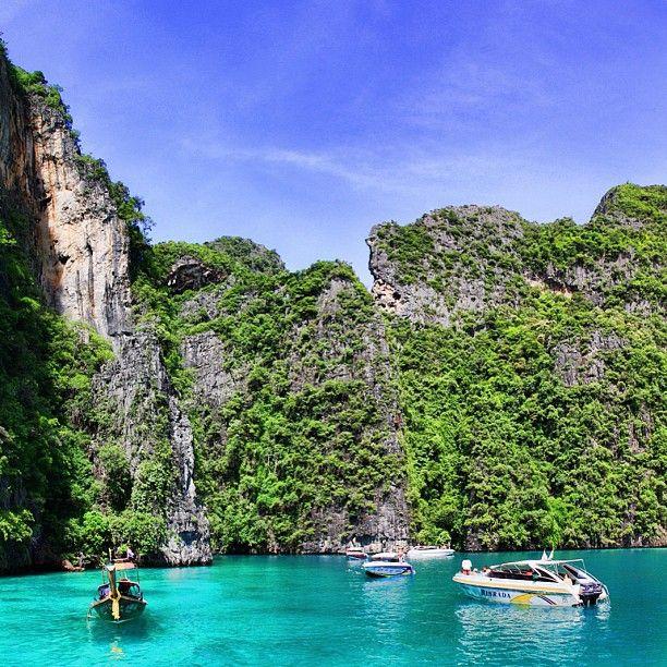 Phi Phi Beach: 58 Best Krabi Island Images On Pinterest