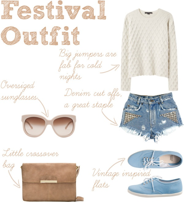 {Festival Outfit} inspiration 2012