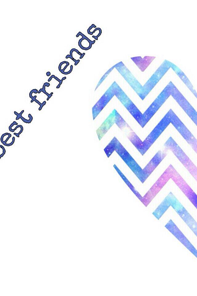 BFF heart (left)