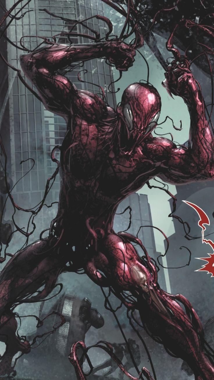 Carnage Carnage Marvel Marvel Artwork Marvel Villains