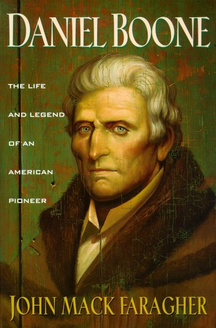 A biography of daniel boone an american pioneer explorer woodsman and frontiersman