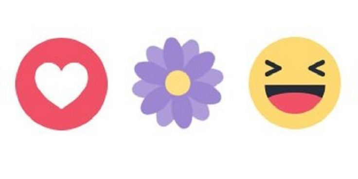 So this is what the flower Facebook reaction really means - CosmopolitanUK