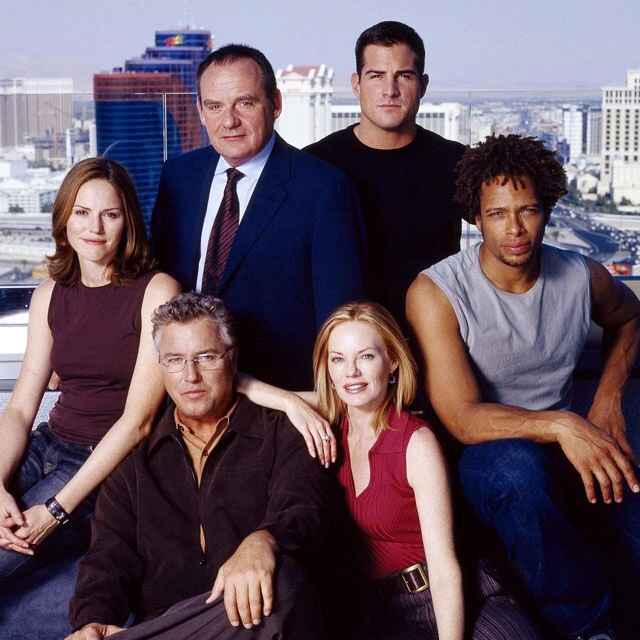 CSI - original cast season 1 #CSI #kurttasche