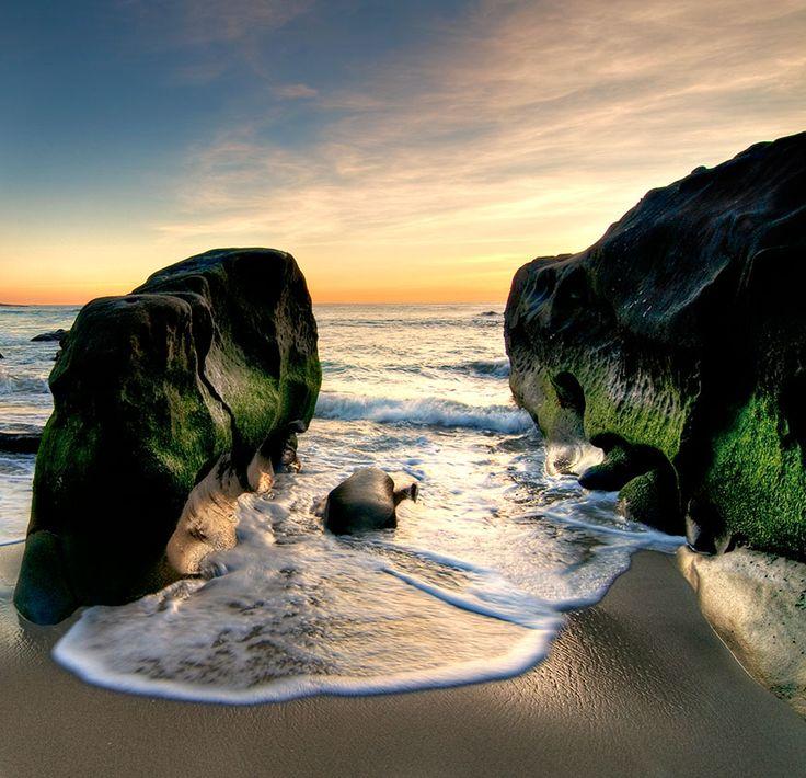 Windansea Beach in La Jolla, California