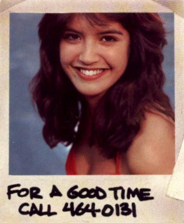 Here is another promo for Fast Times At Ridgemont High. Oh ...