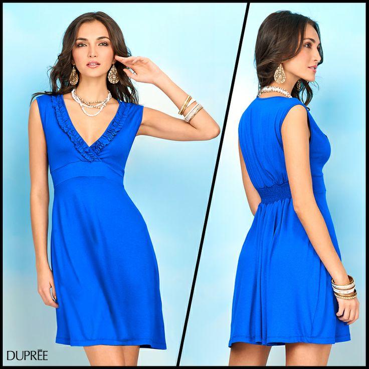 ¿Qué look quieres llevar hoy? Un vestido siempre será una buena opción. Feliz Miércoles.