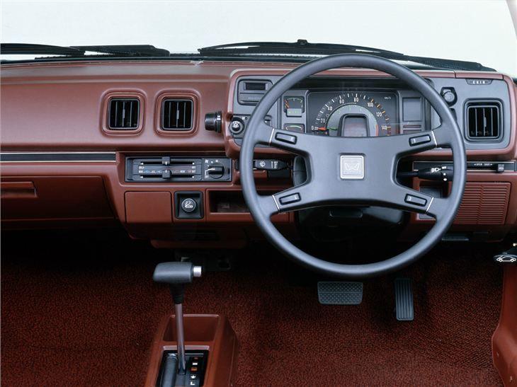Honda Prelude (1979).