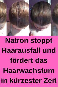 Natron stoppt Haarausfall und fördert das Haarwachstum in kürzester Zeit #natr… – Betti