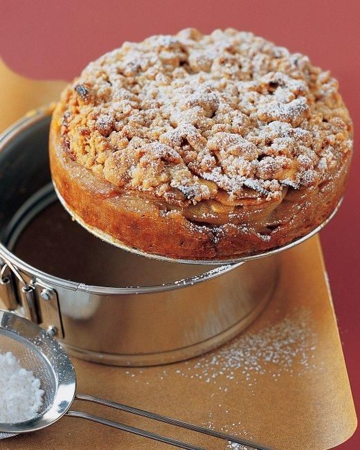 Apple-Pie Cake Recipe