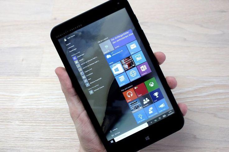 """HP Stream 7 K7V74AS 7"""" Tablet Intel Atom Z3735G 1.33GHz 1GB 32GB Windows 8.1 #HP"""