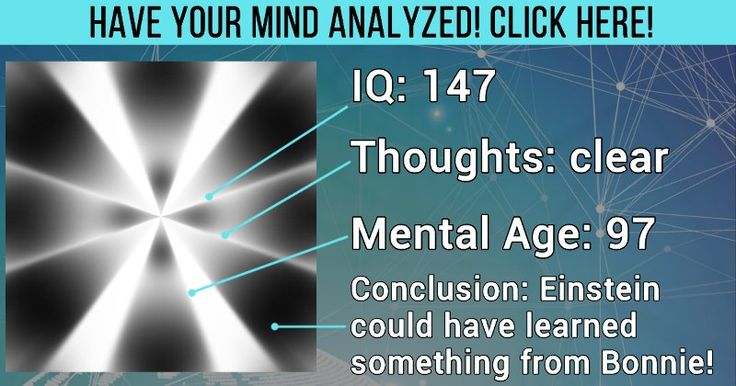Have Your Mind Analyzed! Click Here!