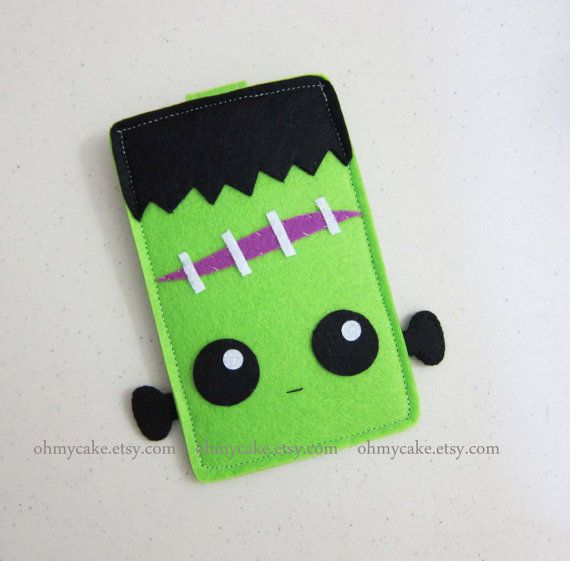 Funda iPhone iPhone fieltro manga caso iPhone caso por ohmycake, $24.00